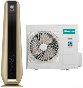 Колонная сплит-система Hisense KFR-72LW / A8V891P-A1