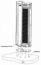 Основание для вертикальной установки Zilon V-BFM в Казани