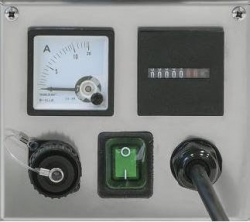 Осушитель воздуха TROTEC TTR 250 нержавеющая сталь