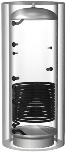 Теплоаккумулятор Hajdu AQ PT 750 C