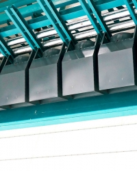Тепловая завеса без нагрева Тепломаш КЭВ-П8081A