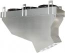 Водяная тепловая завеса Тепломаш КЭВ-220П8010W